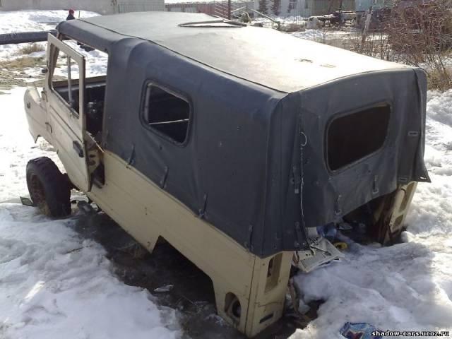 ЛуАЗ-969М - ЛуАЗ 969М - Автомобили ЛуАЗ - Галерея - ГАЛЕРЕЯ АВТОПРИЗРАКОВ