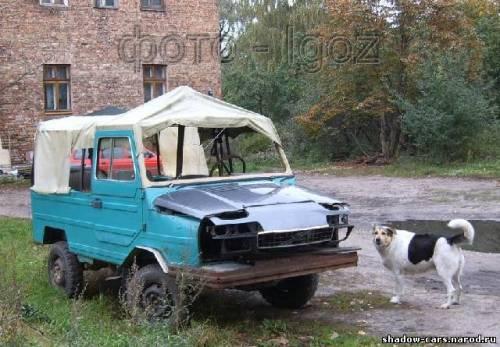 ЛуАЗ 969М - ЛуАЗ 969М - Автомобили ЛуАЗ - Галерея - ГАЛЕРЕЯ АВТОПРИЗРАКОВ