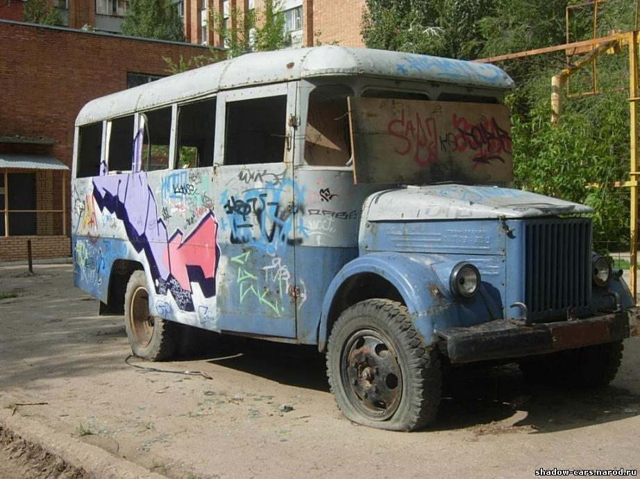 Самара - Автобусы без номеров.