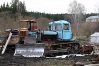 ТДТ-55А ОТЗ и ДТ-75М ПТЗ.