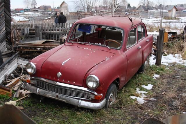 москвич 402 фото